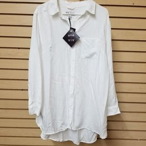 Women's plus size shirt